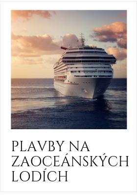 Plavby na zaoceánských lodích