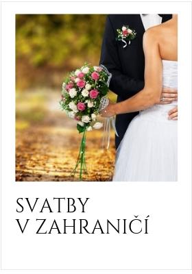 Svatby v zahraničí